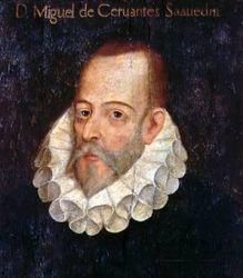 Cervantes Saavedra y Lope de Vega
